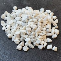Бяла мозайка - мраморна 4 - 6 мм