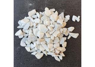 Бяла мозайка - мраморна 10 - 16 мм