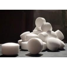 Таблетирана сол за омекотяване на вода