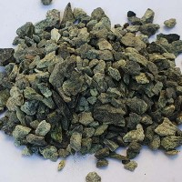Зелена мозайка - мраморна